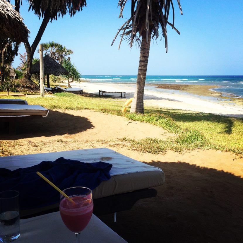 Kigamboni beach. - backpacking east africa- backpacking africa
